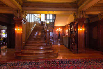 Magic Chef Mansion - St. Louis, MO